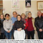 Una pennellata di colore per la Sla, alla pasticceria Betti una mostra aiuta l'associazione Aisla di Prato