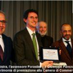 Il Marchese Pancrazi della Tenuta di Bagnolo vince Oleum nostrum, la soddisfazione del sindaco
