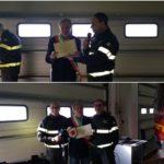 Il Comune di Montemurlo ha donato una termocamera al distaccamento dei Vigili del Fuoco di Montemurlo