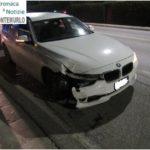 Provoca incidente: aveva un tasso alcolemico tre volte sopra il limite e guardava il telefonino