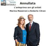 """Annullata """"L'anteprima con gli artisti"""" alla biblioteca """"Della Fonte"""""""