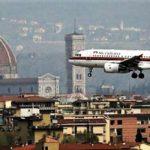 No alla costruzione del nuovo aeroporto di Peretola