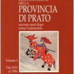 Rinnovo del Consiglio Provinciale di Prato (19 marzo 2019)