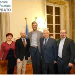 Il CPAP in visita al Presidente della Provincia di Prato