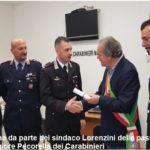 Sicurezza in rete. Da oggi anche i carabinieri della Tenenza hanno accesso al sistema di lettura targhe watchdog