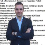 Furti a Montemurlo, il Sindaco non risponde a Fratelli d'Italia