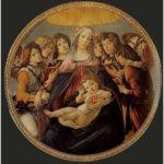 Madonna della melagrana di Botticelli