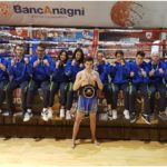 Esordio del Team Martorana in Kunlun Fight sanda rules