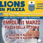 Lions in Piazza ed Empoli