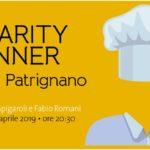 Si accendono i fornelli, tornano le charity dinner a San Patrignano