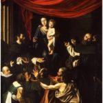 Madonna del Rosario di Caravaggio 1607