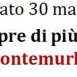 """Inaugurazione comitato """"Sempre di più per Montemurlo"""" – domani sabato 30 marzo, ore 11,30"""