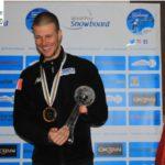 Il montemurlese Jacopo Luchini conquista la Coppa del Mondo nel parasnowboard