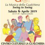 La musica della Gualchiera: Swing to swing