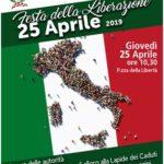Montemurlo celebra la Festa della Liberazione