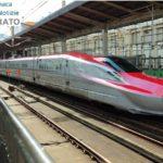 Tenere sempre viva l'attenzione sulla inesistenza del servizio ferroviario ALTA VELOCITA'