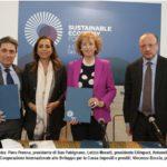 Al Sustainable Economy Forum un protocollo d'intesa a sostegno dell'Africa