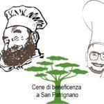 Tornano le charity dinner a San Patrignano, si comincia con Massimo Spigaroli e Fabio Romani