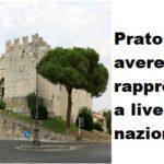 Prato deve avere propri rappresentanti a livello nazionale