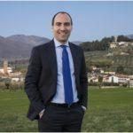 Il sindaco Simone Calamai il giorno dopo l'elezione a primo cittadino di Montemurlo