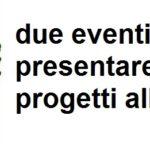 Montemurlo, lunedì 6 e martedì 7 maggio due eventi per presentare alla città idee e progetti