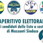 """Montemurlo, """"Aperitivo Elettorale"""""""