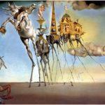 Salvador Dalí – The Temptation of St. Anthony