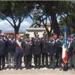 Il Comune di Montemurlo festeggia l'associazione nazionale carabinieri in congedo