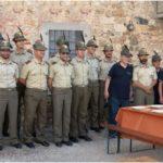 Un serata magica organizzata dal Gruppo Alpini di Montemurlo in collaborazione con l'Associazione Borgo la Rocca
