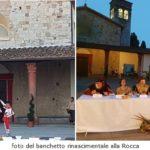 """""""A Cena con Cosimo I"""", in piazza Castello il banchetto rinascimentale in onore del primo Granduca di Toscana"""