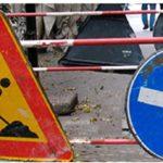 Via Palarciano, da oggi i lavori per il ripristino dell'avvallamento stradale
