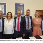 La giunta del sindaco Calamai è giovane e nel segno della continuità