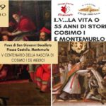 Alla Pieve di Rocca un convegno su Cosimo I nel quinto centenario della nascita