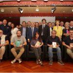 """Il Presidente del Senato Casellati a San Patrignano con il Premio Campiello:  """"Due realtà che sono il bello del nostro Paese"""""""