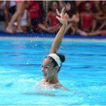 La montemurlese Ginevra Marchetti è oro agli italiani di nuoto sincronizzato