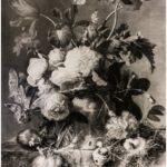 """Ritorna agli Uffizi il quadro """"Vaso di fiori"""" di Jan Van Huysum."""