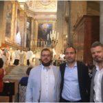 Ordinazione presbiterale per il montemurlese Alessio Bartolini