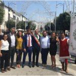Il sindaco Calamai alle celebrazioni della Madonna di Valleverde a Bovino