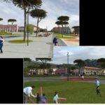 Tanto verde nel nuovo centro cittadino, continuano i lavori per la nuova viabilità