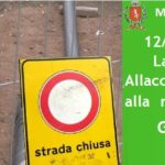 Lunedì 12 agosto chiusa via Bagnolo di Sopra all'altezza del civico 71