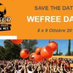 Spazio Forum WeFree Days 2019 Comunità San Patrignano, Coriano (Rimini)
