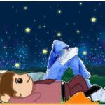 Anaso in su… serata plaid a Villa Giamari, guardando le stelle