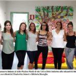 Nidi comunali, il saluto del sindaco Calamai per la riapertura dell'anno educativo