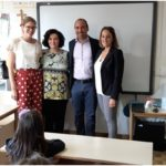 Scuola di Bagnolo, il sindaco Calamai e l'assessore Baiano hanno incontrato i genitori per informarlisuilavori di adeguamento sismico dell'atrio