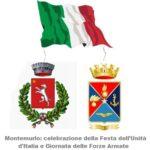 Il Comune di Montemurlo celebra la Festa dell'Unità d'Italia e Giornata delle Forze Armate