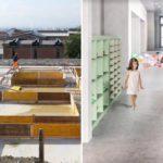 Partiti i lavori di costruzione del nuovo asilo nido a Morecci. Sopralluogo del sindaco Calamai sul cantiere