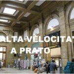 """Un piccolo """"aggiustamento"""" potrebbe rendere possibile l'Alta Velocità anche a Prato Centrale."""