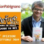 Al via domani i WeFree Days, la due giorni di San Patrignano dedicata alla prevenzione. Un'edizione che guarda con attenzione anche all'ambiente