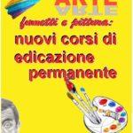 Fumetto e pittura, a Montemurlo arrivano nuovi corsi di educazione permanente