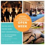 Alla Gualchiera open week per provare i corsi di teatro e di body awareness